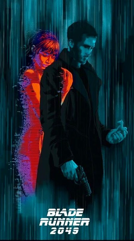 blade runner 2049 image of k and joi