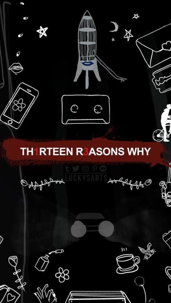 13 reasons why 3 fanart poster