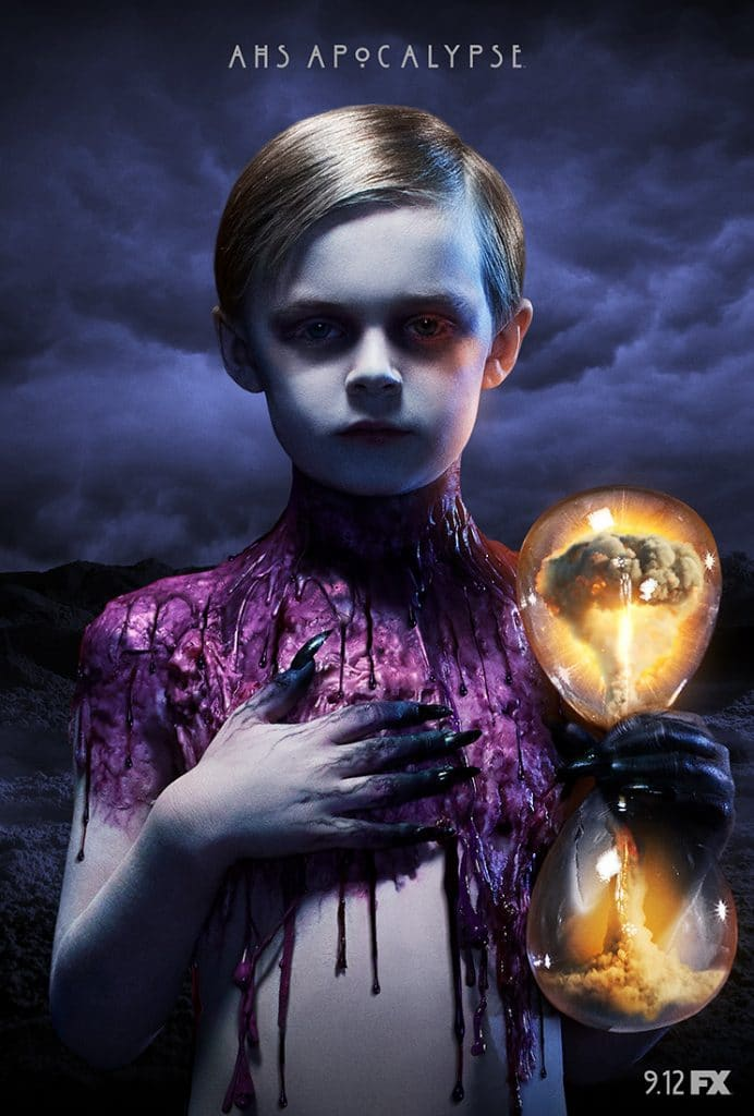 "American Horror Story Season 7 New 2017 HQ Art Poster 13×20 24×36/"" 27×40/"" 32×48/"""