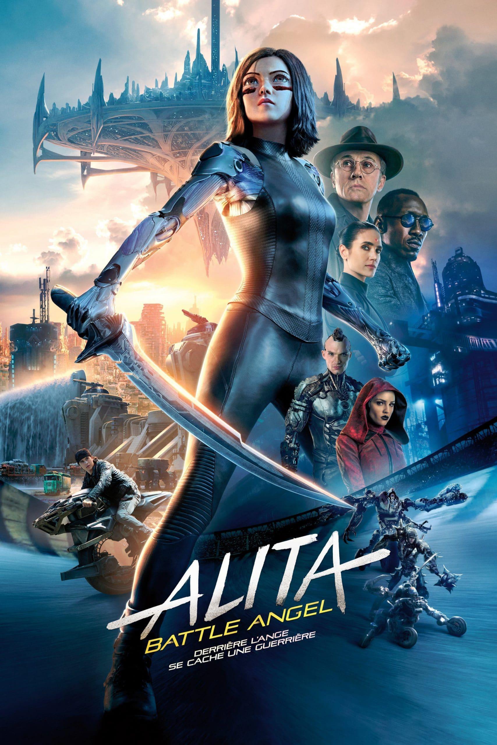 Alita Battle Angel Poster